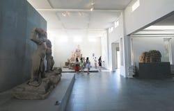 Da Nang Cham-Skulptur-Museum Stockfotografie