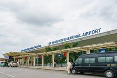 Da nang International Airport in Vietnam Royalty Free Stock Photos