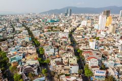 Da nang miasto Zdjęcie Stock