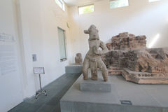 Da Nang Museum of Cham Sculpture Royalty Free Stock Photography