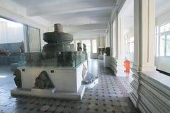 Da Nang-Museum der Cham-Skulptur Lizenzfreie Stockfotos