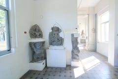Da Nang-Museum der Cham-Skulptur Lizenzfreies Stockfoto