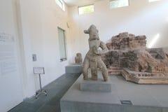 Da Nang-Museum der Cham-Skulptur Lizenzfreie Stockfotografie