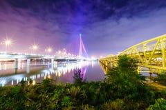 Da Nang-Stadt, Vietnam Lizenzfreies Stockfoto