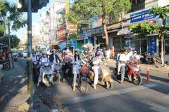Da Nanggatasikt i Vietnam Royaltyfri Fotografi