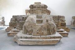 Da Nangmuseum av Chamskulptur royaltyfri bild