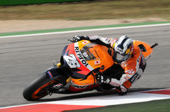 Dań Pedrosa HONDA Repsol MotoGP 2011 Zdjęcie Stock