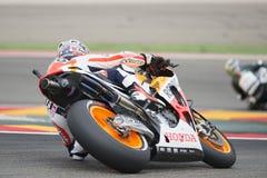 Dań Pedrosa MotoGp Obrazy Stock