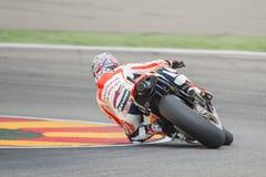 Dań Pedrosa MotoGp Zdjęcie Stock