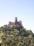 Da Pena Palace, Sintra Stock Image