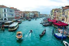 Da qualche parte a Venezia Fotografie Stock