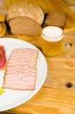 Da refeição vida fria alemão ainda Fotos de Stock Royalty Free