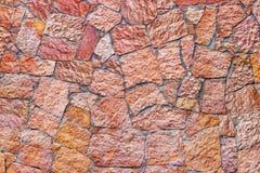 Da rocha criminosa lisa do fundo de Xtexture da parede de pedra de parede de pedra casa velha do cinza do granito do tijolo Imagens de Stock Royalty Free