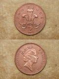 Da série: moedas do mundo foto de stock royalty free