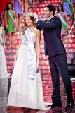 Da senhorita Rússia competição 2010 de beleza Imagens de Stock Royalty Free