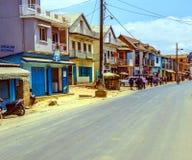Da Tana a Antsirabe nel Madagascar Fotografie Stock Libere da Diritti