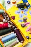 Da tecelagem e do ornamento Fotografia de Stock Royalty Free