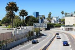 10 da uno stato all'altro, California Immagine Stock