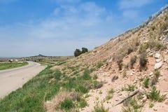 40 da uno stato all'altro New Mexico U.S.A. Immagine Stock Libera da Diritti