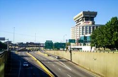 70 da uno stato all'altro a St. Louis, Mo Fotografia Stock