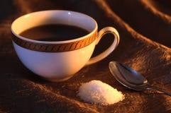 Da xícara de café vida ainda Fotografia de Stock