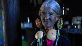 Daai plemienia damy ono uśmiecha się zbiory wideo