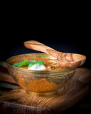 Daal Bowl Portrait Royalty Free Stock Images