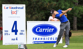 Daan Huizing at Le Vaudreuil golf challenge, France Stock Photo