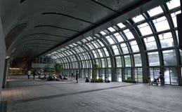 Daan Park Station, Taipeh Stock Afbeeldingen