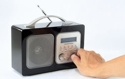 DAB Radio Royalty Free Stock Photography