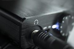 DAC Closeup Stock Image