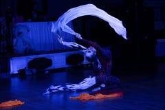 Dace Championship artistico europeo Fotografie Stock