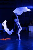 Dace Championship artístico europeu Foto de Stock Royalty Free