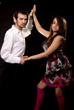 Dace pair Stock Photography