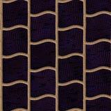 Dachówkowa bezszwowa tekstura Zdjęcie Royalty Free