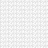 Dachówkowa biała tekstura - bezszwowa ilustracja wektor