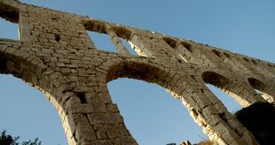 Dachówkowa fabryka Ruins9 Obraz Royalty Free