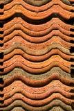 Dachówkowa glina obrazy stock