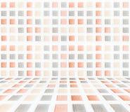 Dachówkowa mozaika Fotografia Royalty Free