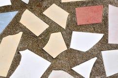 Dachówkowa podłoga no organizują Obrazy Stock