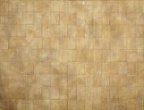 Dachówkowa podłoga, stary świat/ Obrazy Royalty Free