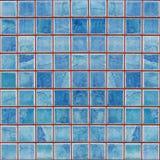 Dachówkowy ścienny tekstury tło Obraz Royalty Free