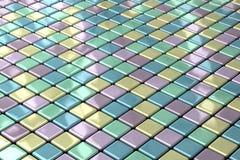 Dachówkowy abstrakta tło Fotografia Stock