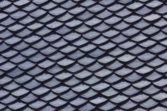 Dachówkowy dach Zdjęcia Royalty Free