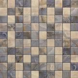 Dachówkowy mozaika wzór Obrazy Stock