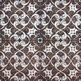 Dachówkowy ornamentacyjny Fotografia Royalty Free