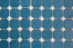 Dachówkowy rocznik podłoga tło Zdjęcie Stock