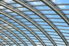 Dach-Überspannung Stockfotografie