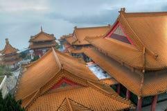 Dach świątynie Obraz Royalty Free