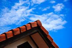dach Zdjęcia Royalty Free